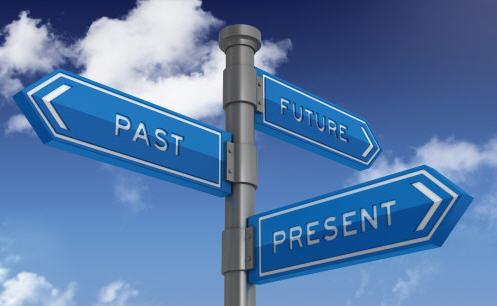חשיבה על העבר והעתיד - ומה עם ההווה?